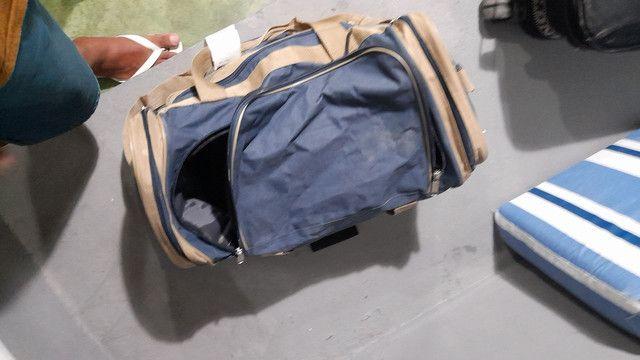 Bolsa pequena de bordo viagem  - Foto 4