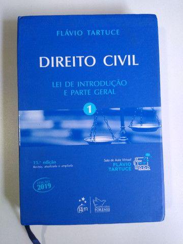 Livros de Direito Civil v 1 - Flávio Tartuce