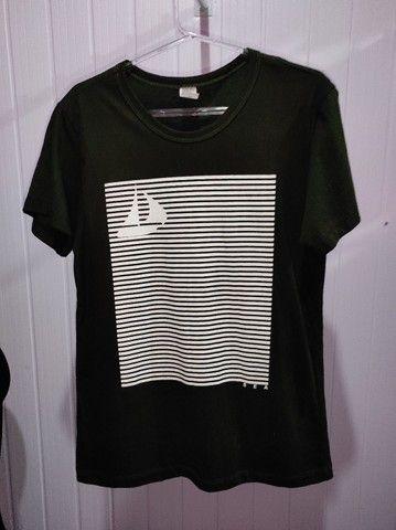 Camisas novas 18,00 - Foto 3