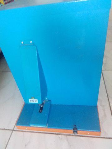 Máquina de fabricar chinelo - Foto 3