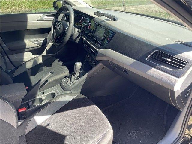 Volkswagen Polo 2020 1.0 200 tsi comfortline automático - Foto 11