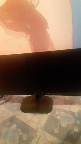 Monitor lg ultrawide (display quebrado monitor para retirada de peças ou para conserto ) - Foto 2