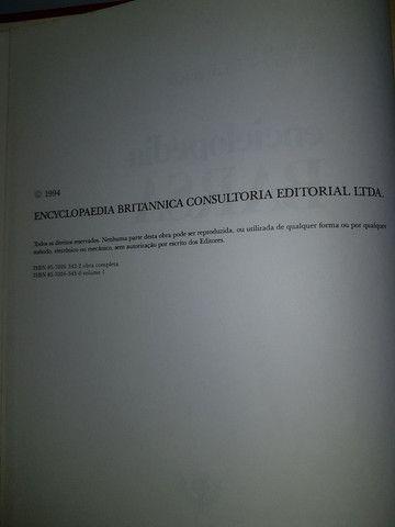Enciclopédia Barsa 1994 Coleção 16 volumes - Foto 5