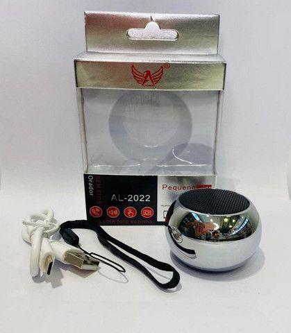 Mini Caixa de Som Altomex  Al-2021 - Foto 2
