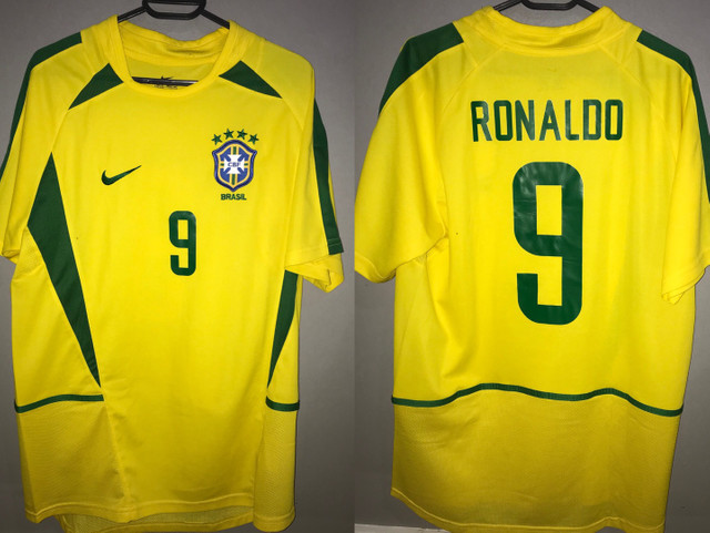 Camisa Retro Ronaldo  - Foto 4