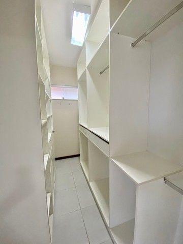 Casa moderna, clean, 4 quartos piscina privativa, condomínio fechado com portaria 24h - Foto 10