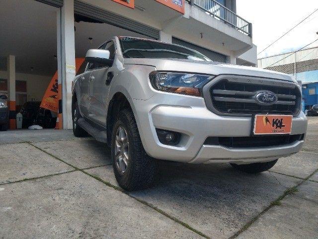Ford Ranger XLS 2.2 4X4 CD Automática Diesel 2020 ( Garantia de Fabrica ) - Foto 2