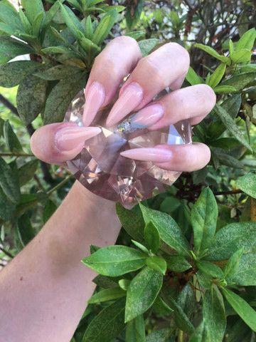 Promoção Unha fibra de vidro  - Foto 2