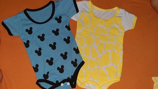 Promoção 2 Bodys Baby por 25,00