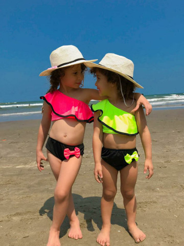 Sweet kids Moda praia infantil