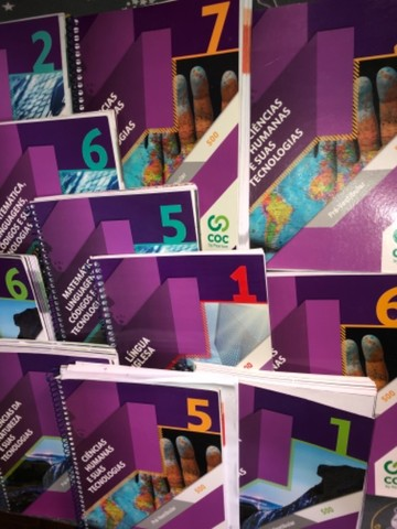 Livros de pré vestibular medicina  - Foto 2