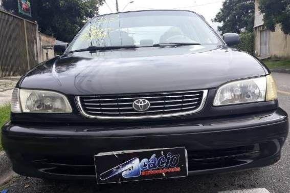 Corolla xei 1.8, gasolina, câmbio automático, completo, ano 2002/2002 - Foto 5