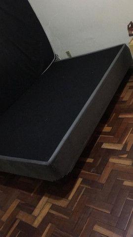 Cama box Casal com Colchão  - Foto 2