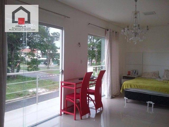 Casa no Residencial Casatanheira, 390 m², 5 Suítes, Sendo 1 Suíte Super Master, 3 Vagas, à - Foto 9