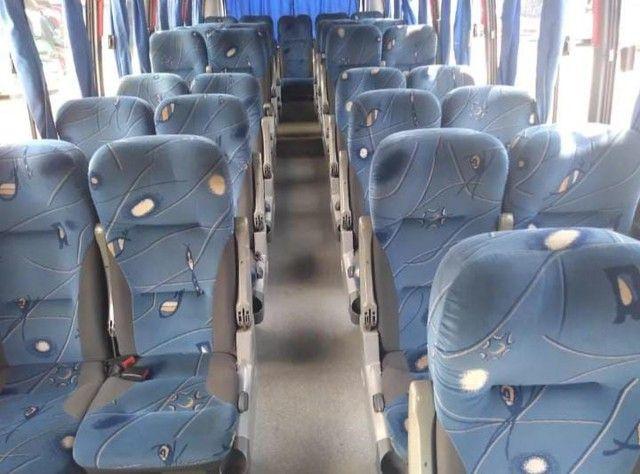 Microônibus W8 Executivo - Carro REAL. - Foto 2