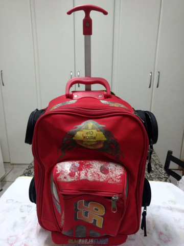 Mochila escolar kit c 3 peças  - Foto 4