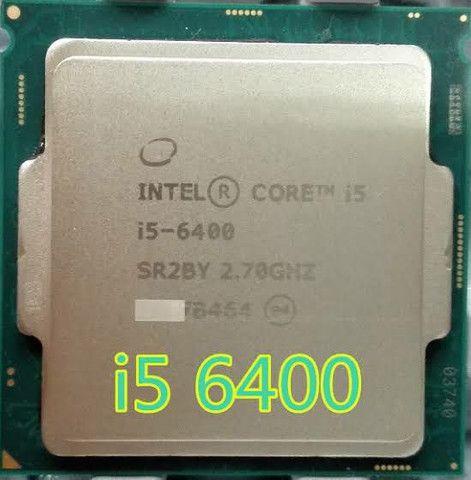 Processador i5 6400 2.7Ghz LGA 1151 - Foto 2
