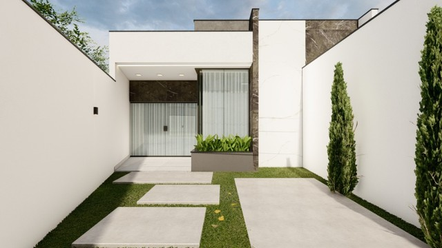 Linda casa baixa 3 quartos. Jardim Real em Pinheiral! Oportunidade na planta! - Foto 18