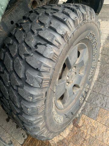 Pneus Mud GT Radial 305 70 R16