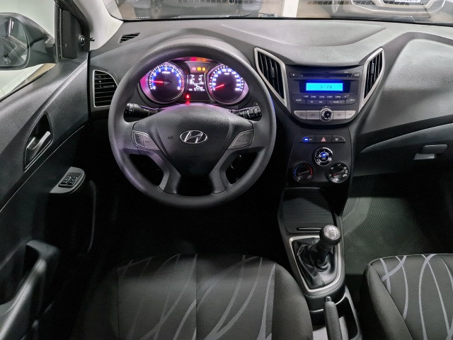 Hyundai HB20 Confort 1.0 Completo Mod 2015 - Foto 7