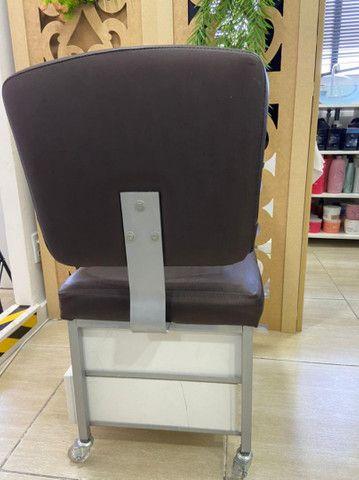 Cadeira para Manicure , ciranda  - Foto 3
