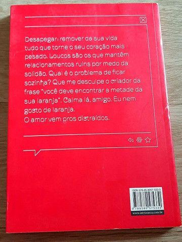 Livro Não se apega, não  - Foto 2