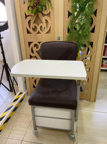 Cadeira para Manicure , ciranda  - Foto 4
