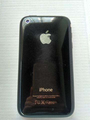 Iphone 3G com carregador original - Foto 3