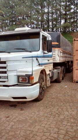 SCANIA 112 HW ENGATADO