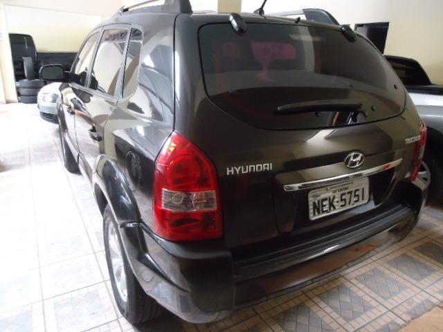Hyundai Tucson 2.0 automática - Possibilidade de financiamento Total - Foto 5