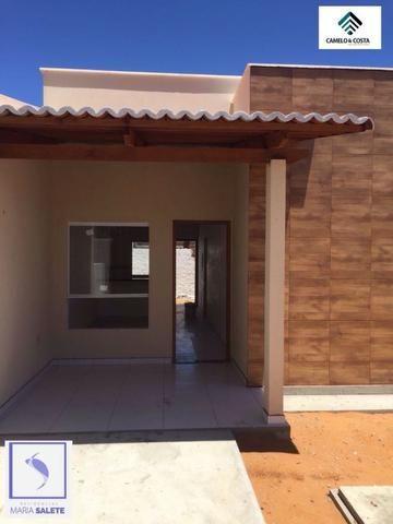 Casa para venda** 56 metros quadrados e 2 quartos em Santa Tereza - Parnamirim - RN - Foto 3