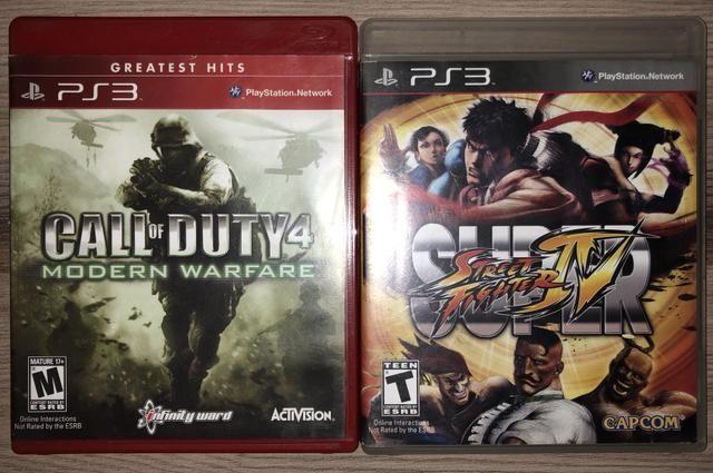 10 jogos para playstation 3