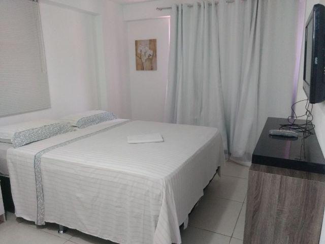 Excelente Apartamento 3/4 Mobiliado Vista Para o Mar Ponta Negra