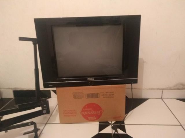 Tv Philco 20 polegadas +suporte