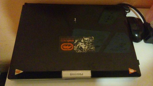 Vendo notebook positivo troco por cel chama n ZAP 027999177431