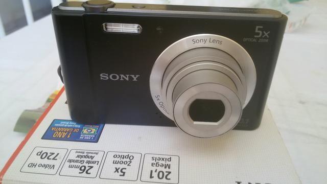 Câmera digital Sony DSC- W800, 20.1 MP