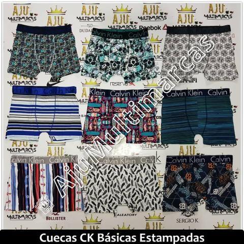 Cueca Calvin Klein Estampada - Roupas e calçados - Aracaju, Sergipe ... 1131dda287