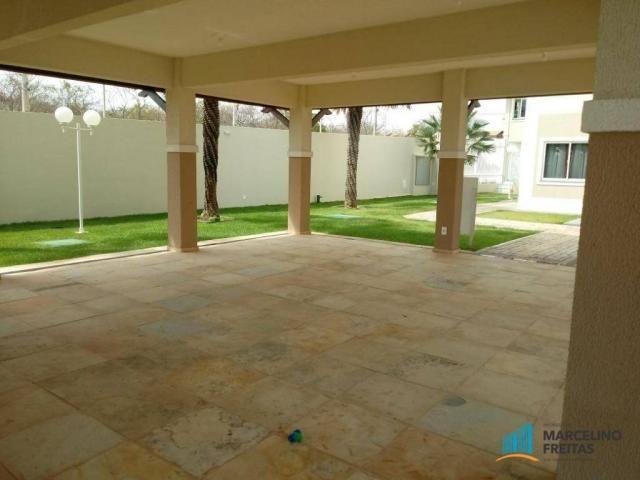 Apartamento residencial para locação, Prefeito José Walter, Fortaleza. - Foto 4