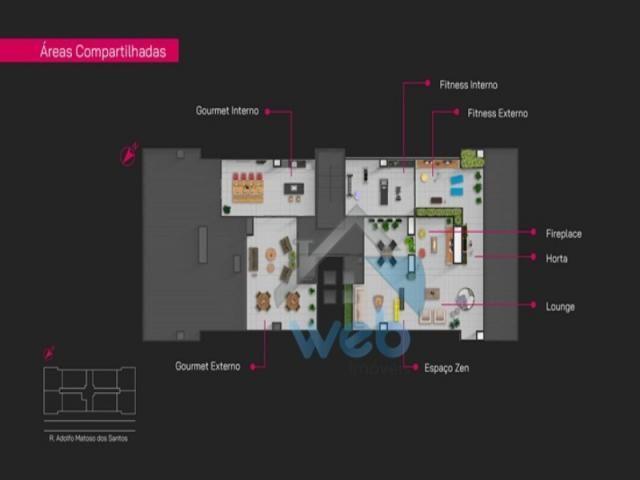 Apartamento, boa vista,dois quartos - Foto 2