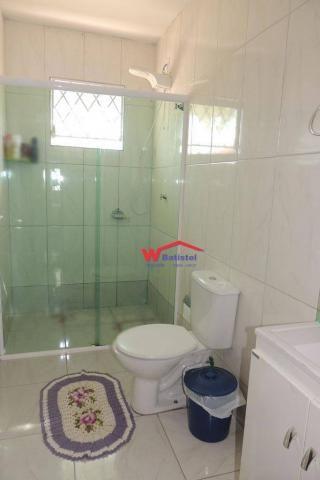 Casa com 3 dormitórios à venda, 56 m² por r$ 190.000 - rua presidente faria nº 1317 - são  - Foto 11