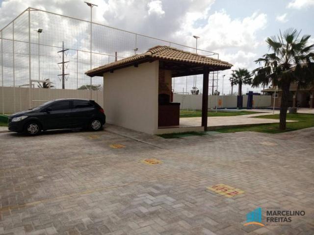 Apartamento residencial para locação, Prefeito José Walter, Fortaleza. - Foto 8