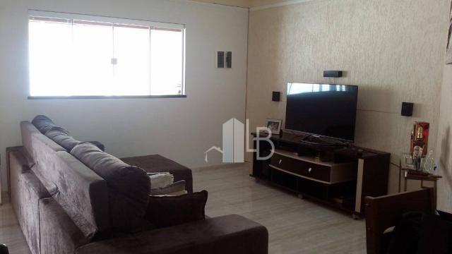 Casa com 3 dormitórios para alugar, 110 m² por R$ 1.600,00/mês - Jardim Holanda - Uberlând - Foto 6