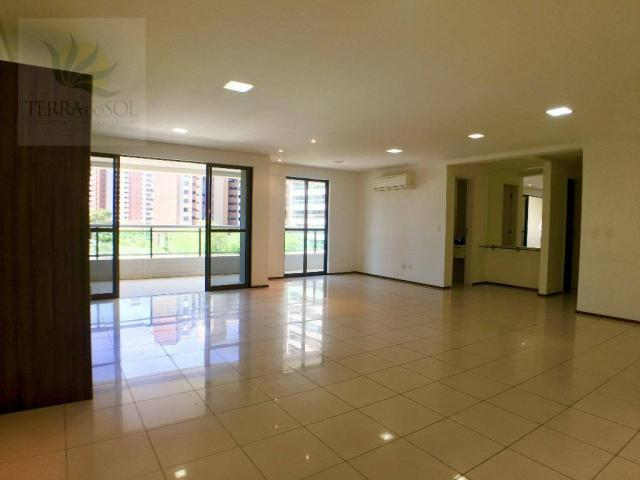 Apartamento com 3 dormitórios à venda, 149 m² por R$ 875.000 - Guararapes - Fortaleza/CE - Foto 3