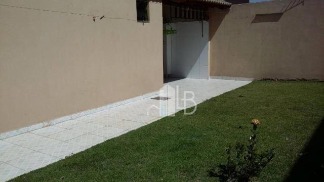 Casa com 3 dormitórios para alugar, 110 m² por R$ 1.600,00/mês - Jardim Holanda - Uberlând - Foto 2