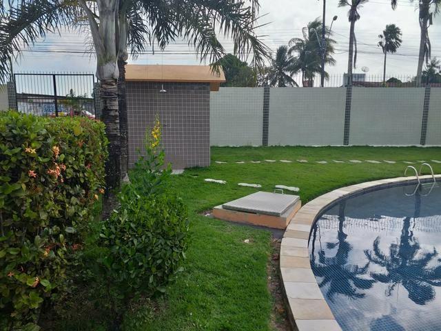 Linda casa cond. fechado, 3/4, 2 suítes, R$: 290 mil - Foto 4