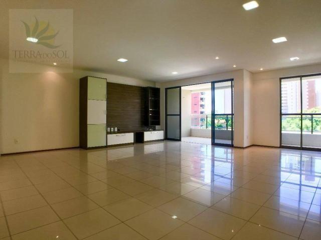 Apartamento com 3 dormitórios à venda, 149 m² por R$ 875.000 - Guararapes - Fortaleza/CE - Foto 4