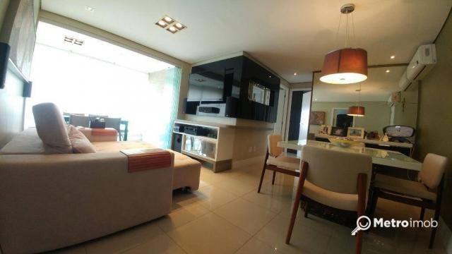 Apartamento com 2 dormitórios à venda, 74 m² por R$ 520.000,00 - Ponta da areia - São Luís - Foto 3