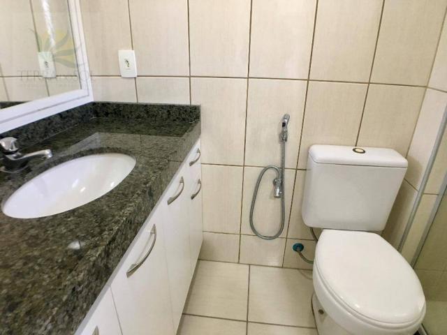 Apartamento com 3 dormitórios à venda, 149 m² por R$ 875.000 - Guararapes - Fortaleza/CE - Foto 14