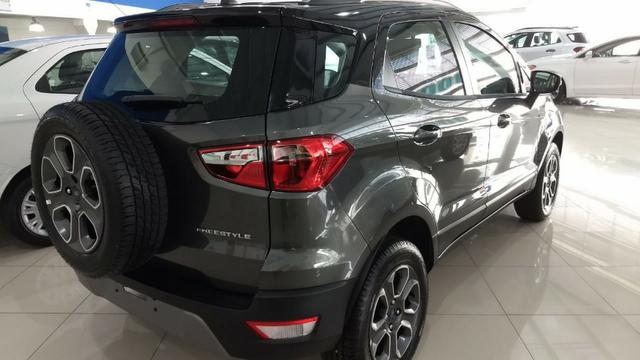 Ford Ecosport 1.5 Freestyle Automático 2020