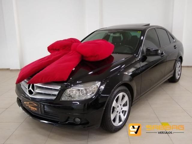 Mercedes-Benz C200 Classic 1.8 | IM-PE-CÁ-VEL - Troca/Financia